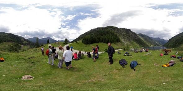 Riesachsee 2011, Untertal, Tauernhof Fotowoche 1