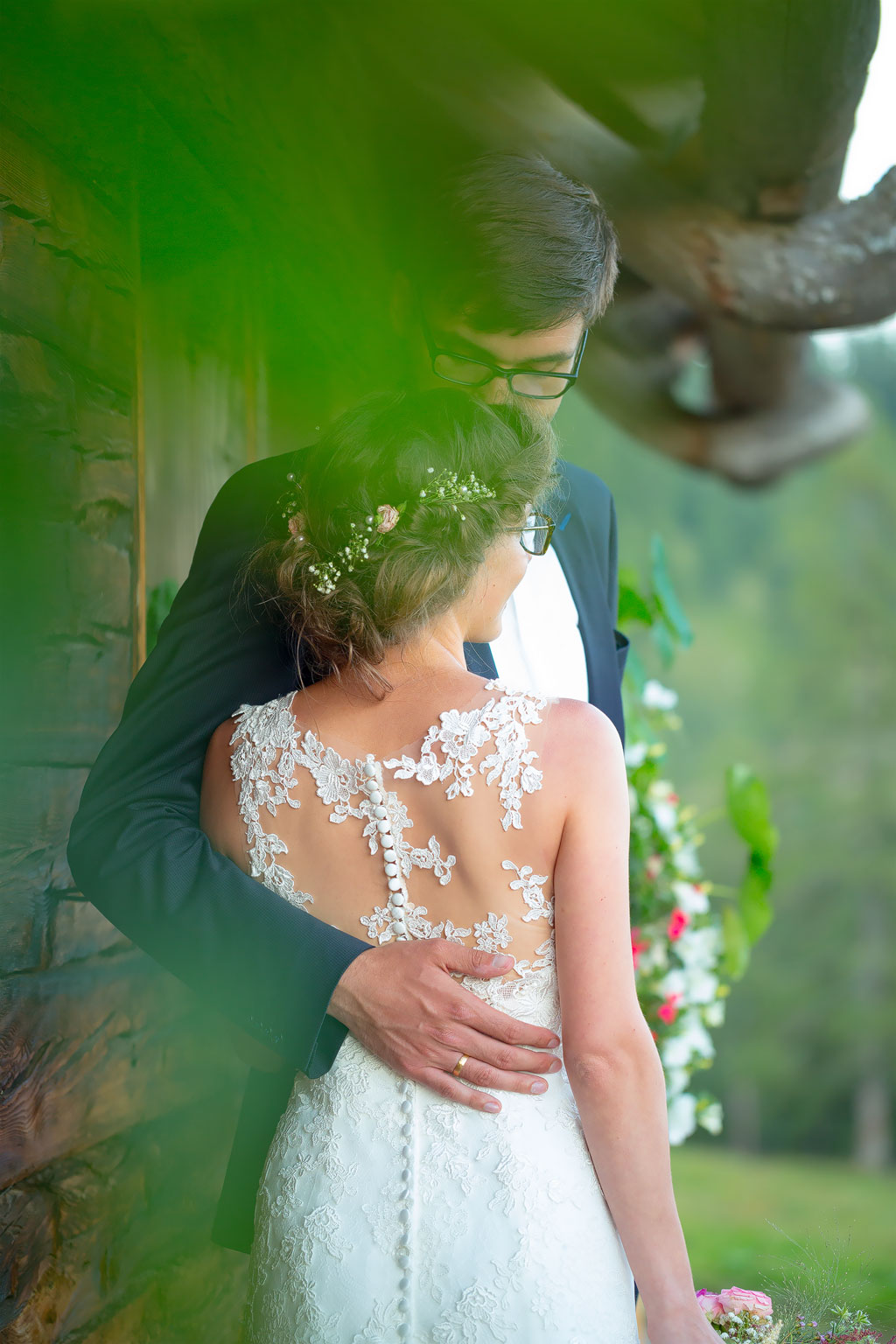 Hochzeit von Maren und Steven, am 6. August 2017 20