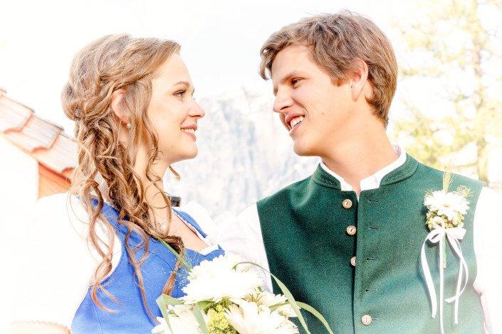 Eva und Spencer am 12. September 2015