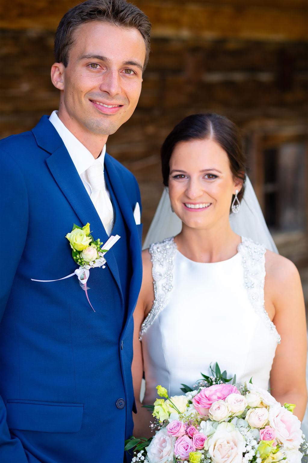 Bianca und Christoph am 15. September 2018