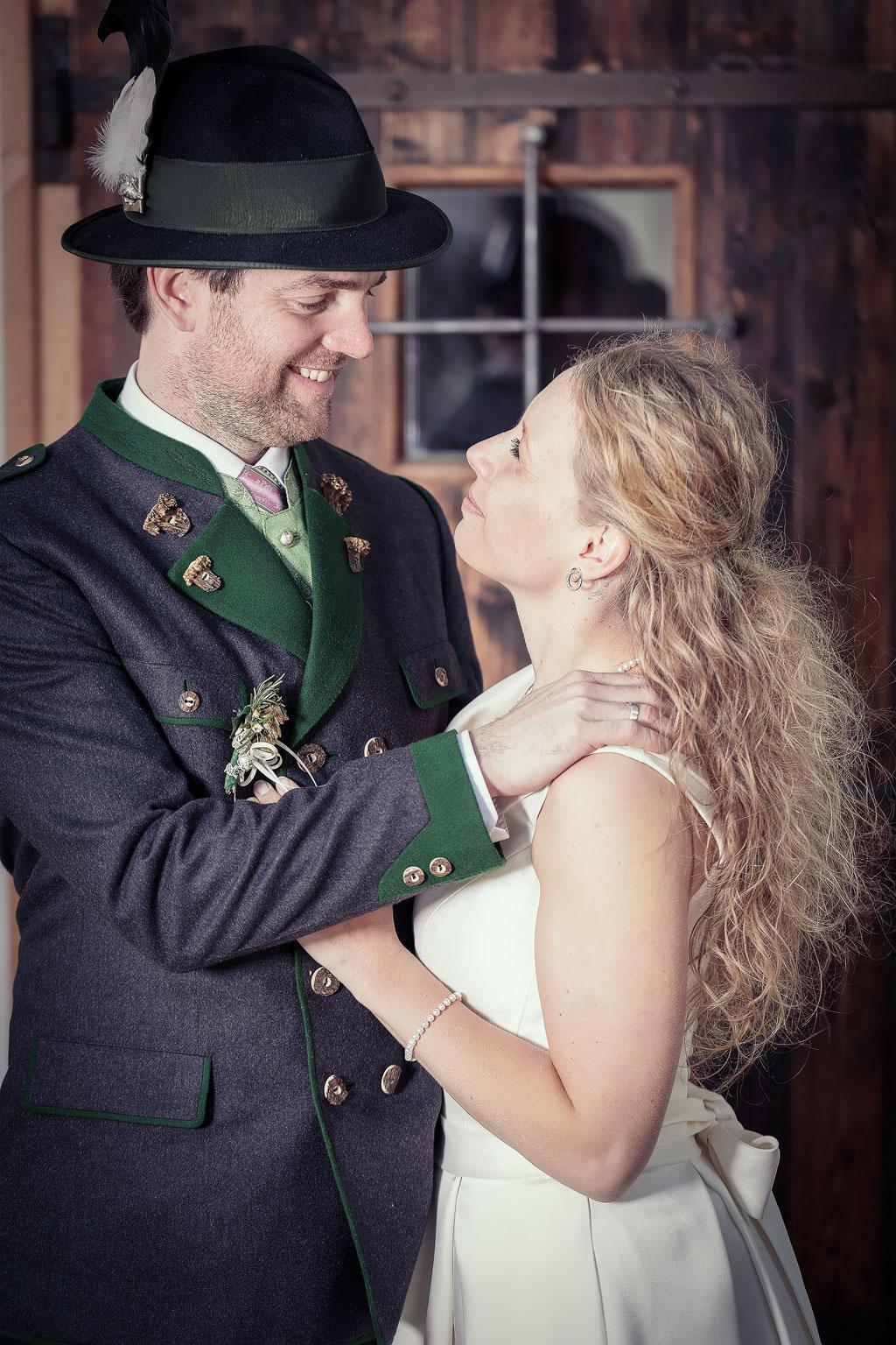 Eva und Georg Kraml am 18. März 2018