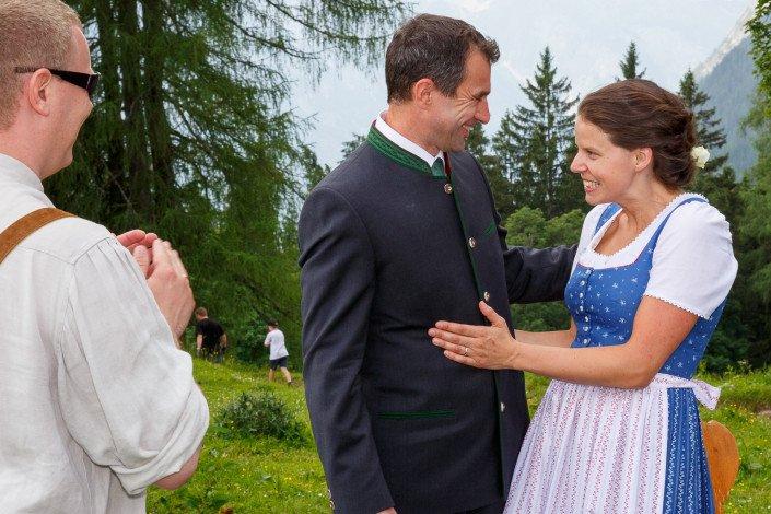 Edith & Siegbert am 13. Juni 2015