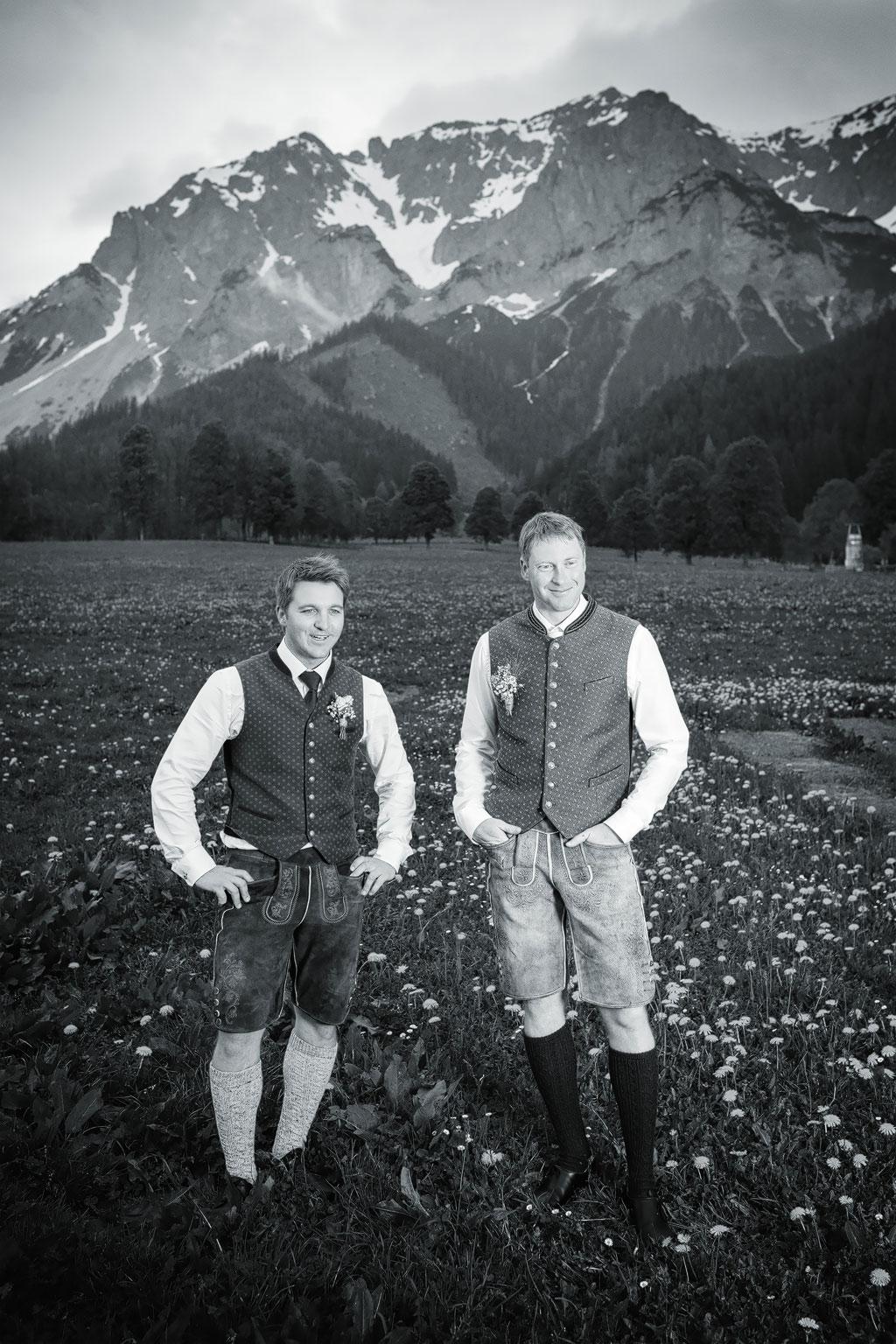 Damaris und Gerhard, am 05. Mai 2018