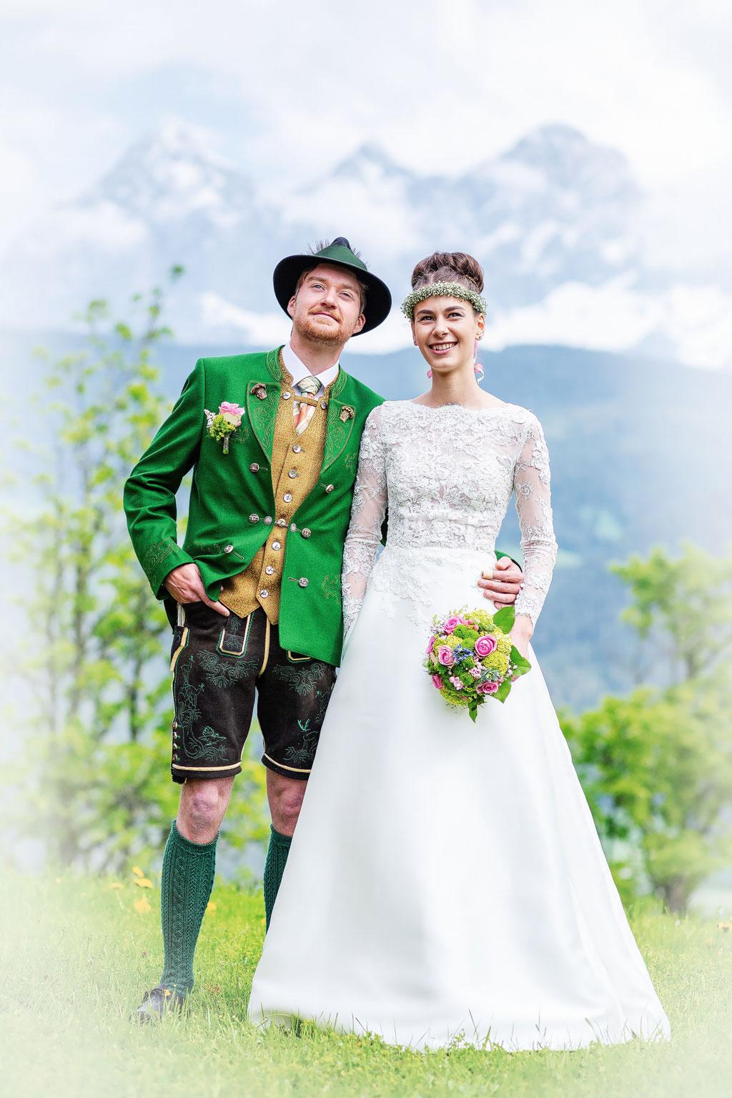 Christina & Hans Jörg am 19. Mai 2018