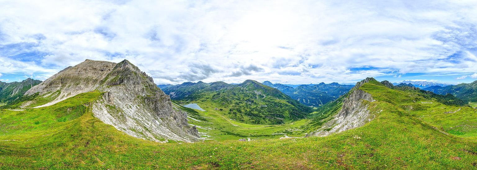Brotrindl, Oberhüttensee