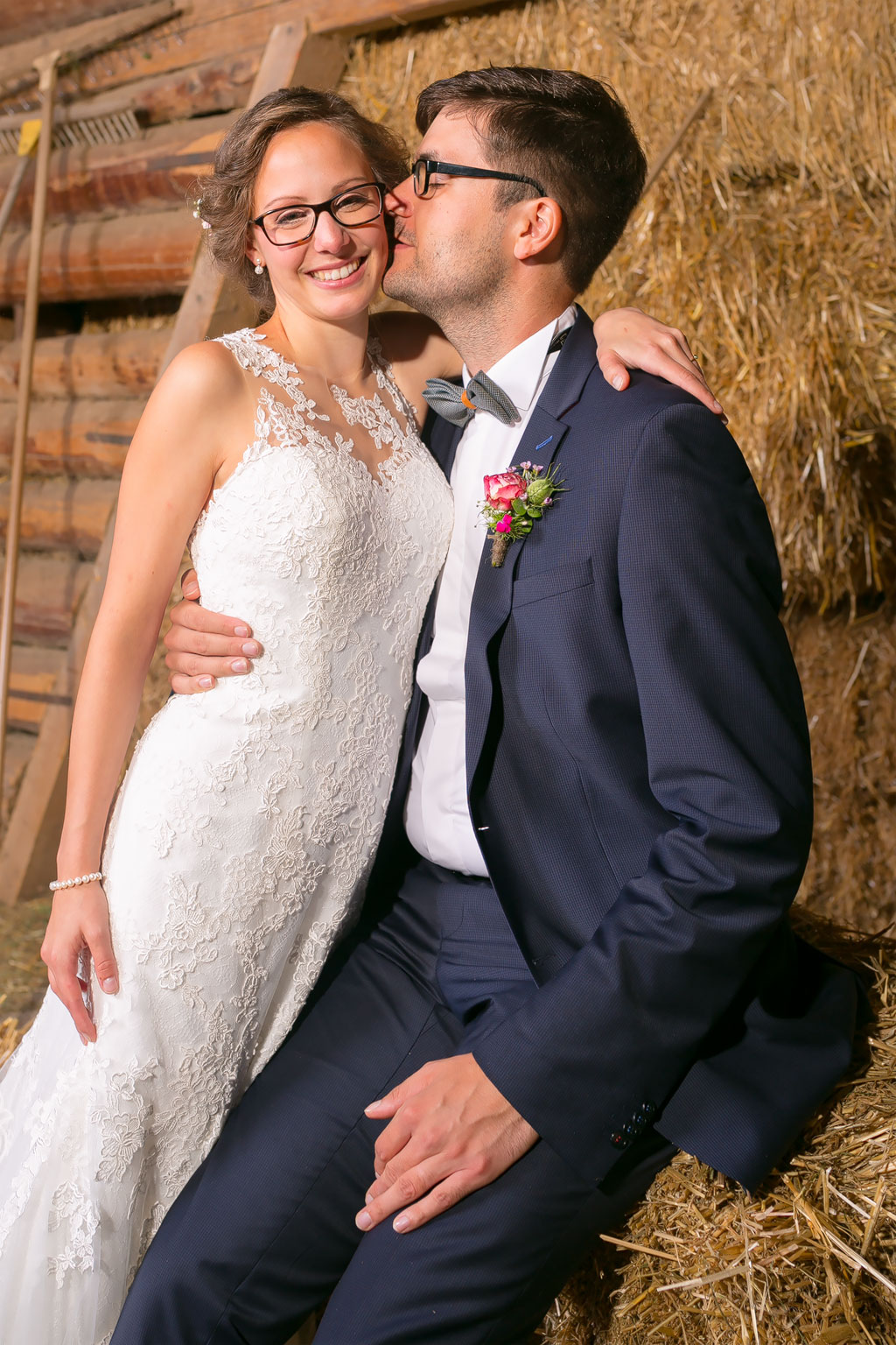 Hochzeit von Maren und Steven, am 6. August 2017 15