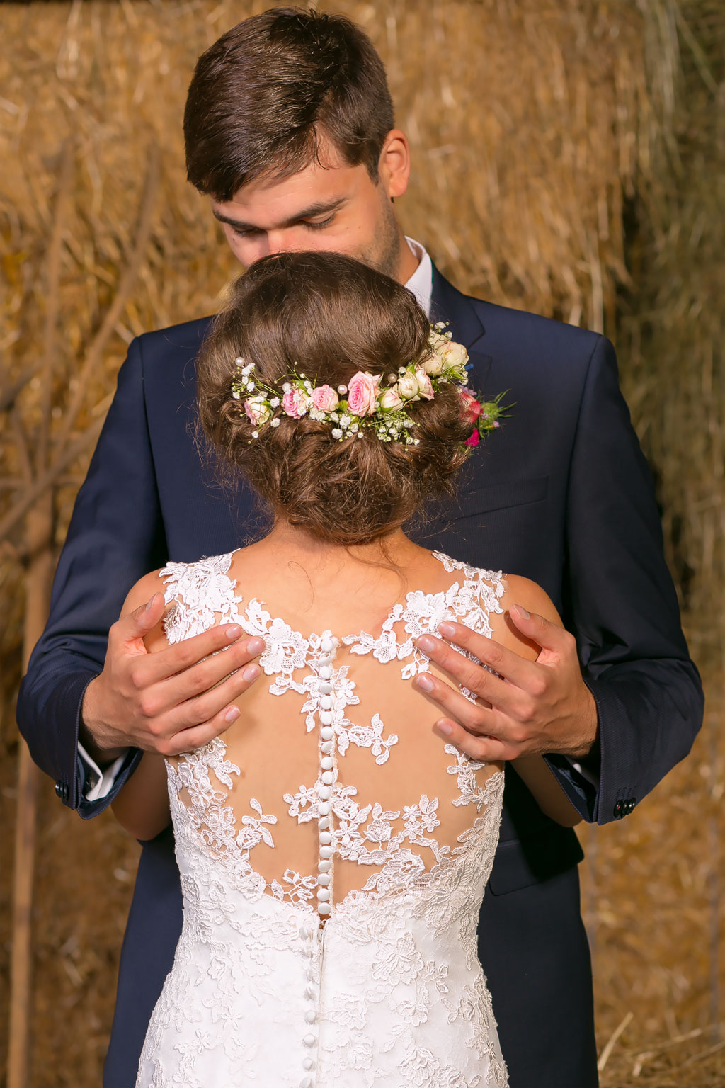 Hochzeit von Maren und Steven, am 6. August 2017 14