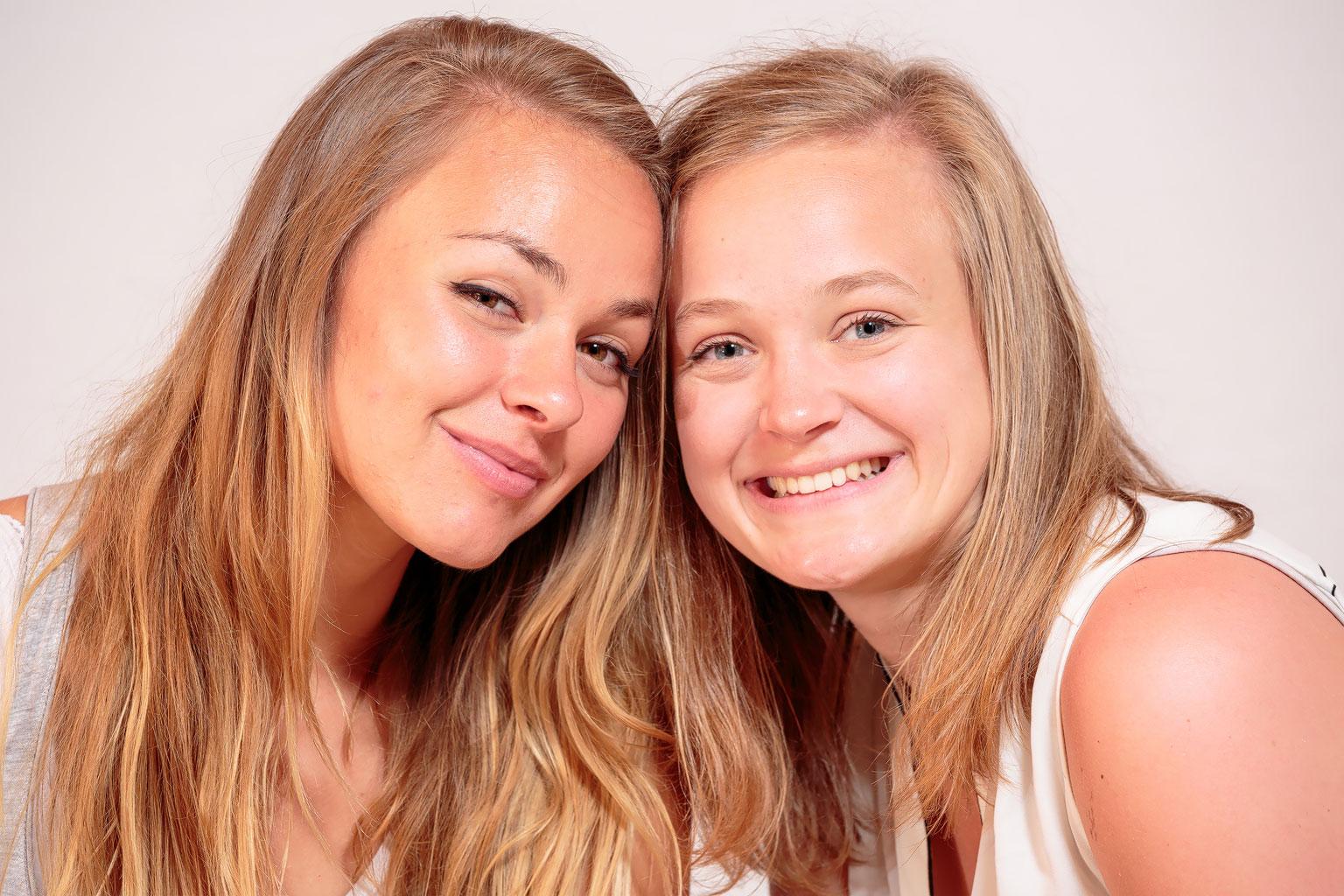 Anne und Sophie am 24.06.2016