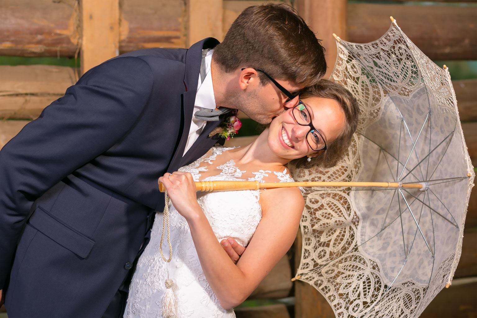 Hochzeit von Maren und Steven, am 6. August 2017 12
