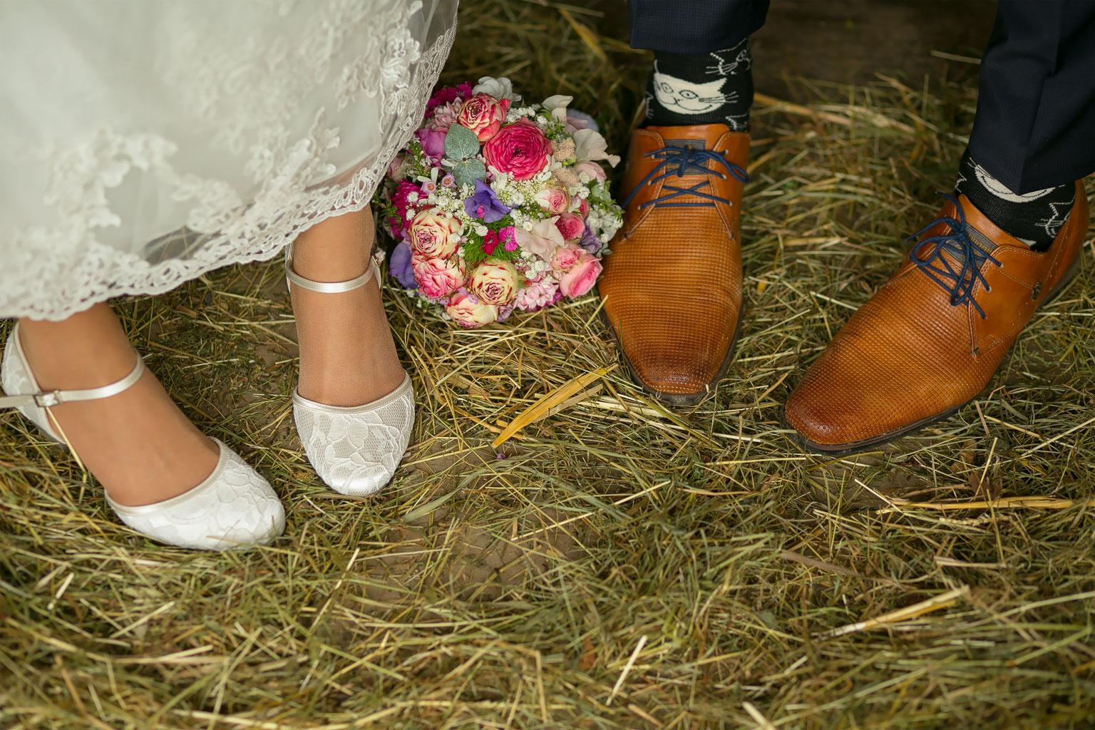 Hochzeit von Maren und Steven, am 6. August 2017