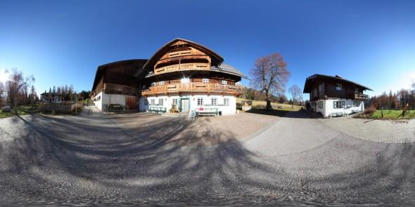 Steirerstubn 2011, Ramsau, 360 Grad Panorama