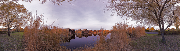 Am Neusiedlersee, 360 Grad Panorama