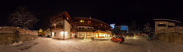 Tauernhof, Schladming, 360 Grad Panorama