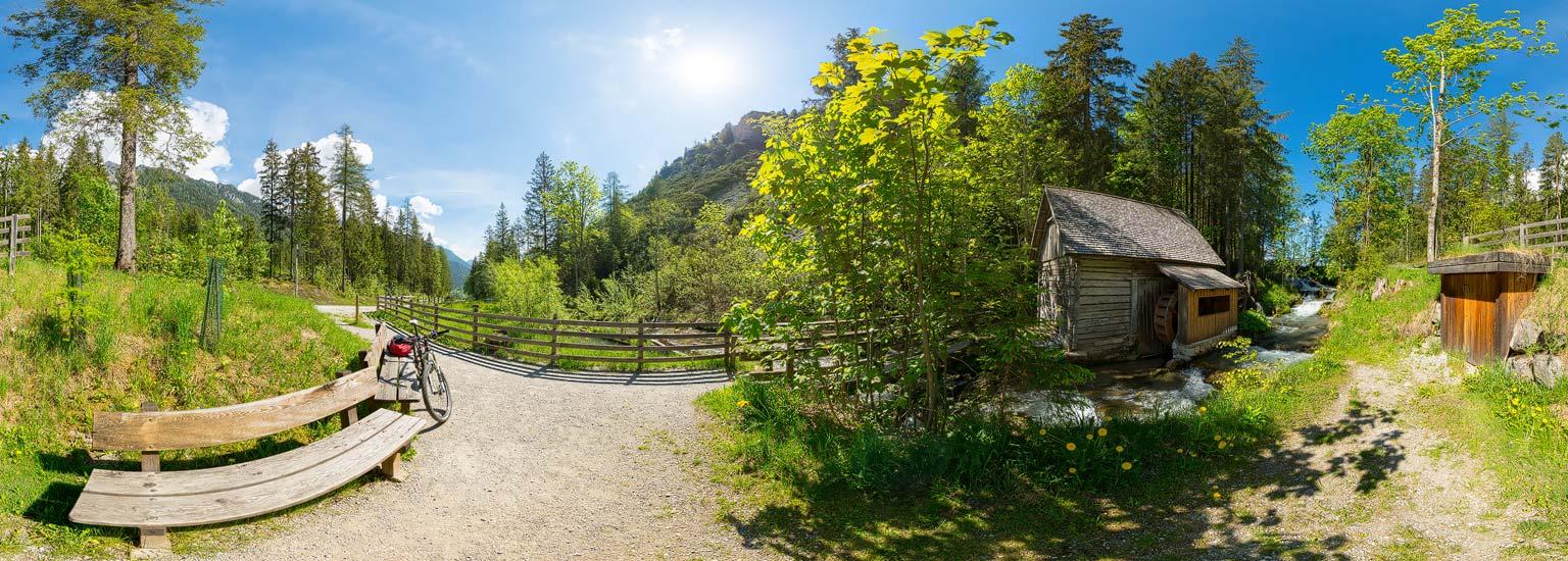 Ramsau am Dachstein - Bei der Alten Mühle