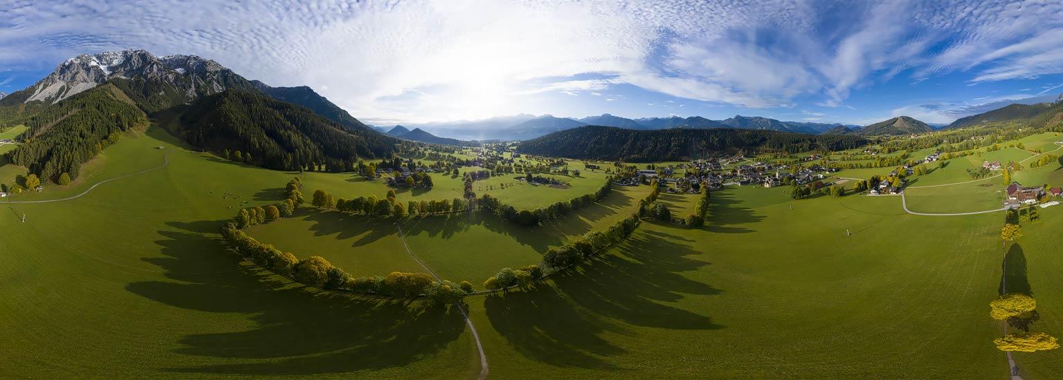 Lothar Scherer, Landschaftsfotografie und Hochzeitsfotografie, Schladming