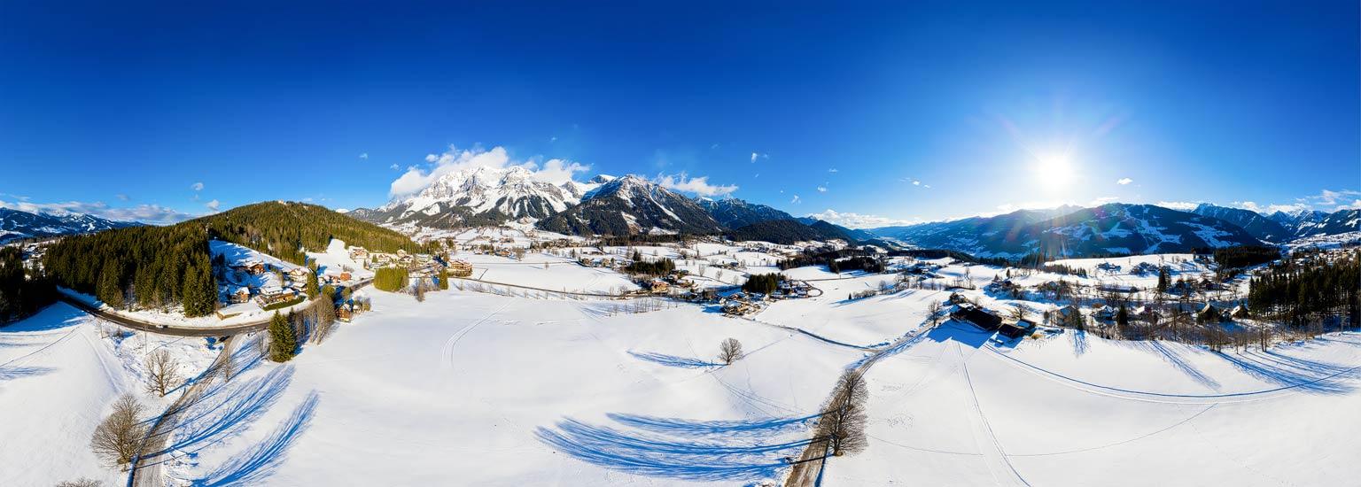 Ramsau am Dachstein, Luftpano