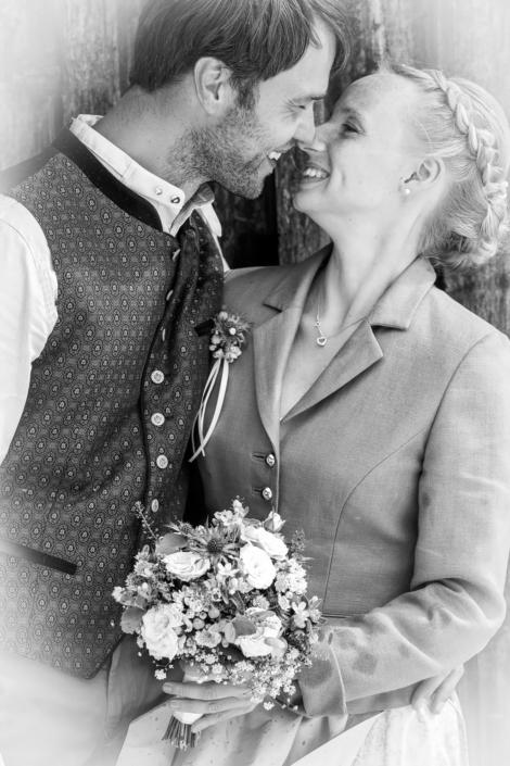 Claudia & René, Hochzeitshooting