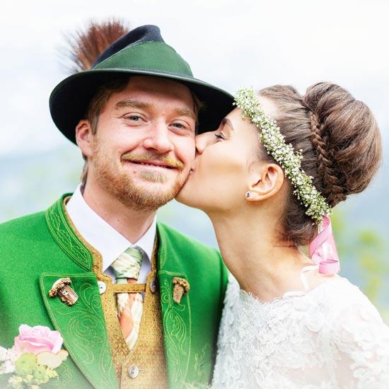 Hochzeit Christina & Hans Jörg