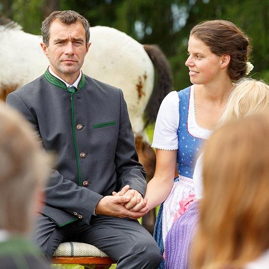 Hochzeit Edith und Siegbert