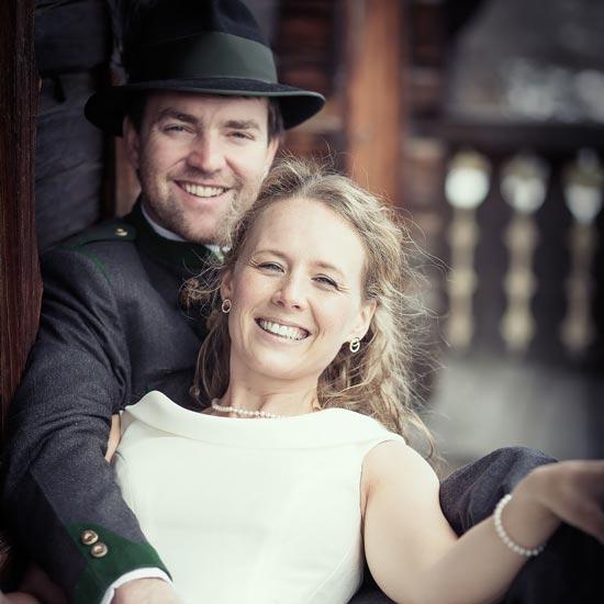 Hochzeit Eva ist & Georg