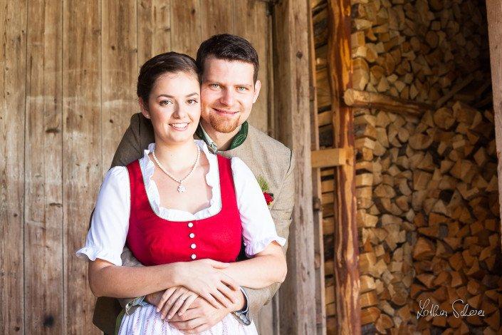 Christine und Georg am 20. September 2014