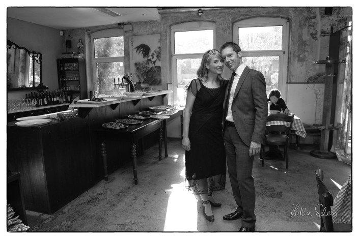 Moni & Sven Osenberg am 29. Oktober 2011