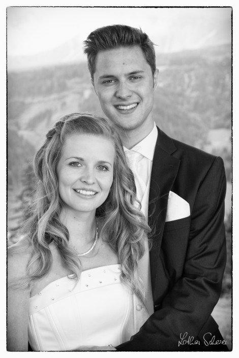 Lisa und Stefan am 06. Juli 2013