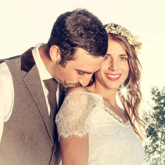Hochzeit Rahel & Brett